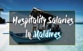 average salary offered in maldives in