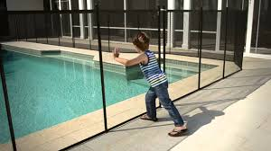 Why Choose A Protect A Child Pool Fence Youtube