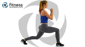 no equipment and thigh workout at
