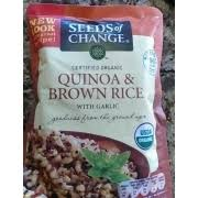 seed of change quinoa brown rice with