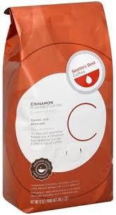 cinnabon cinnamon flavored coffee