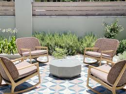 Statement Patio tile for the Ultimate Al Fresco Experience - Clay Imports