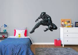 Black Panther Wall Decals The New Rage To Decorate Your Kids Room Wall Decals Wall Stickers For Kids Ireland