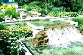 solar powered large pond fountain