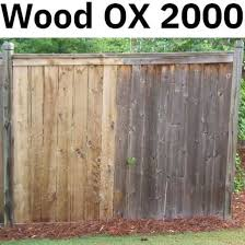 Wood Fence Cleaner Safe Oxygen Bleach Cleans Wood And Decking