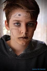 easy zombie makeup tutorial my hot