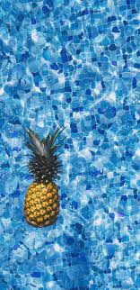wallpaper for nh20 sea water pineapple