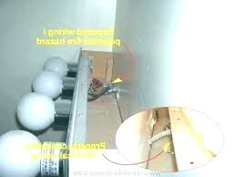 install pendant light without junction