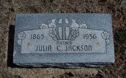 Julia C. Ivy Jackson (1865-1956) - Find A Grave Memorial