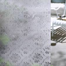 90x100cm frosted opaque glass window