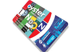 visitor oyster card transport for london