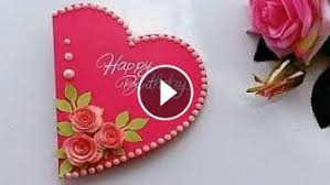 how to make special birthday card for