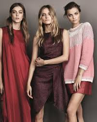 amanda norgaard, lone praesto, moa aberg and abigail fox by jimmy backius  for elle sweden december 2014   Fashion, Editorial fashion, Monochromatic  fashion