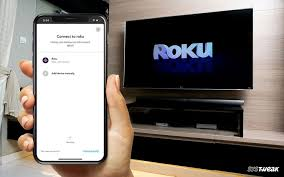 how to connect iphone to roku tv