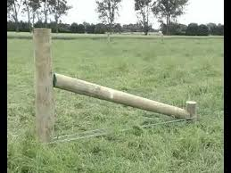 Vicebite Low Backing Post Fencing Brackets From Fenceline Supplies Youtube