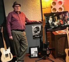 Pete Carr loans Muscle Shoals Sound Studios a guitar | Local News |  timesdaily.com