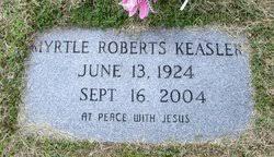 Myrtle Roberts Keasler (1924-2004) - Find A Grave Memorial