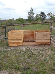 Build A Cedar Compost Bin With Fence Pickets Old Coot S Place