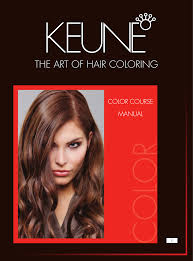 the art of hair coloring