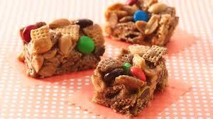 gluten free peanut and chocolate chex