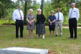 ON SACRED GROUND: Family finds peace at Fort Gordon cemetery | Article |  The United States Army