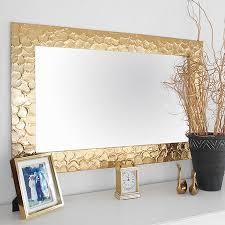 rust oleum metallic gold mirror frame