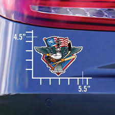 New Fly Philly Fly Sports Fan Crest Sticker Decal Die Cut Vinyl