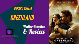 Greenland (2020) Trailer Reaction and Review - YouTube