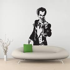 The Joker Vinyl Wall Art Decal