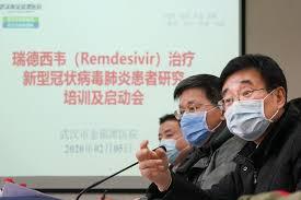 China Begins Testing an Antiviral Drug ...