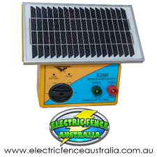 Pin By Electric Fence Australia On Energisers Electric Fence Australia Electric Fence Energizer Solar Electric Fence Electric Fence