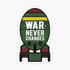 Fallout Stickers Redbubble