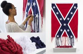 PAFA Has Acquired a Confederate Flag. Artist Sonya Clark is ...