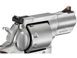 shot ruger redhawk in 357 magnum