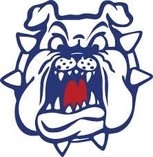 Bulldog Fresno Bulldogs Bulldog Mascot Fresno State