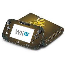 Buy Zelda Triforce Logo Decorative Decal Cover Skin For Nintendo Wii U Console And Game Pad Online At Low Prices In India Decals Plus Video Games Amazon In