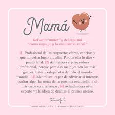 Mr Wonderful Mrwonderful Twitter Frases Cortas Para Mama