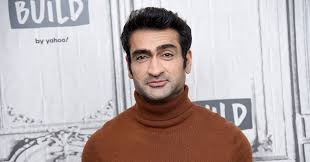 The Eternals' Kumail Nanjiani once ...