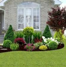 awesome front yard garden design ideas