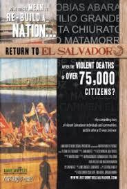Return to El Salvador - Wikipedia