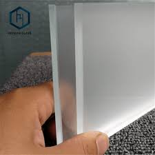 4mm 5mm 6mm frosted glass panel