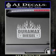Duramax Diesel Decal Sticker Gmc A1 Decals