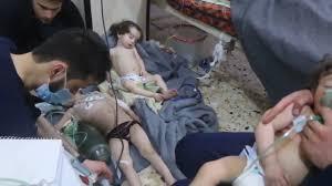 Esed rejiminden Doğu Guta'ya kimyasal silah saldırısı - Anadolu Ajansı