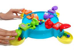 Bộ trò chơi 4 con ếch ăn kẹo cho bé FC068