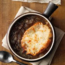 three cheese french onion soup recipe