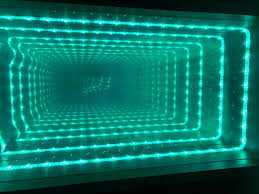 how to build a led infinity mirror