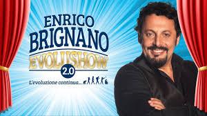 Enrico Brignano in EVOLUSHOW 2.0 - Spettacolo completo - YouTube