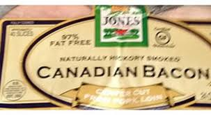 jones canadian bacon 51 g nutrition