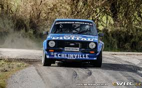 Wesley Patterson − Jonny Baird − Ford Escort MK2 − Quality Hotel Clonakilty  West Cork Rally 2018