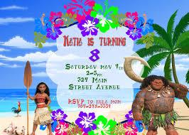 49 Invitaciones Hawaianas Para Editar